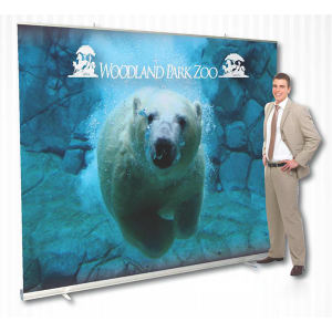 Large full color banner