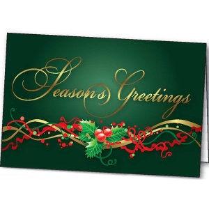 Promotional Greeting Cards-192784