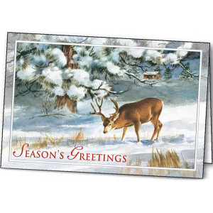 Promotional Greeting Cards-190762