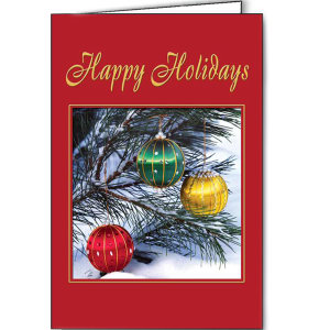 Promotional Greeting Cards-197733