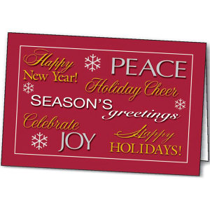 Promotional Greeting Cards-193790