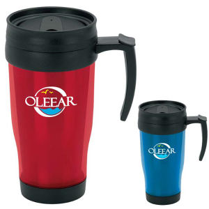 Translucent travel mug, 15