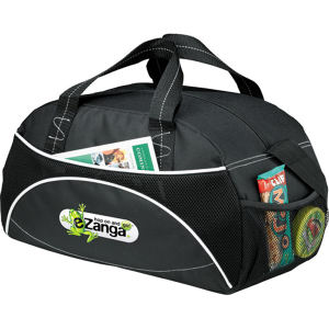Sport duffel bag made
