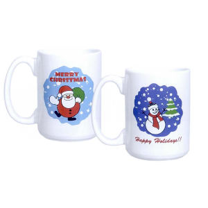 Promotional Ceramic Mugs-1015 HD