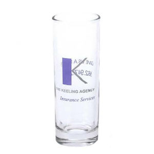 Clear shooter glass, 2