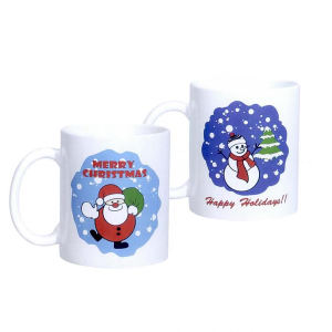 Promotional Ceramic Mugs-7102 HD