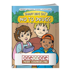Promotional Coloring Books-20629