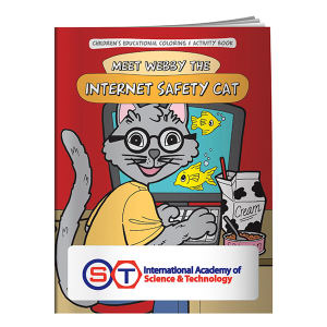 Promotional Coloring Books-20634
