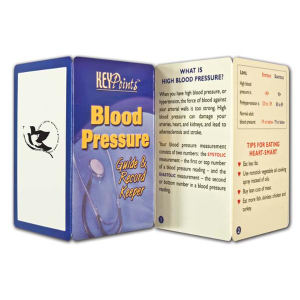 Blood pressure guide and