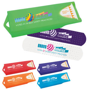Promotional Bandage Dispensers-40083