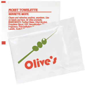 Promotional Tissues/Towelettes-40184