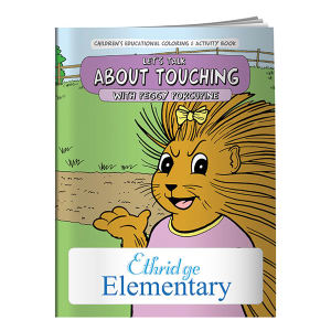 Promotional Coloring Books-40640
