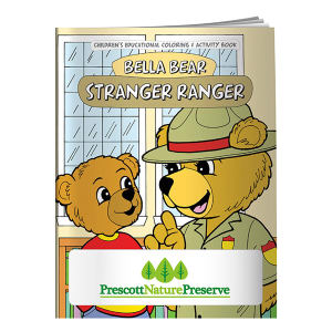 Promotional Coloring Books-40641