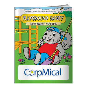 Promotional Coloring Books-40642
