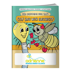 Promotional Coloring Books-40646
