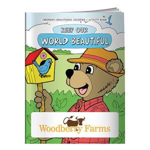 Promotional Coloring Books-40652