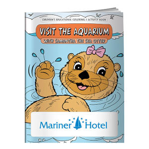Promotional Coloring Books-40659