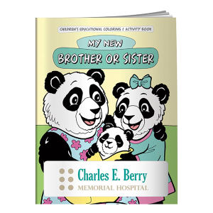 Promotional Coloring Books-40671
