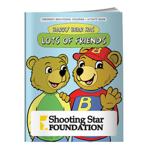 Promotional Coloring Books-40672