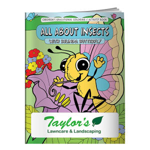 Promotional Coloring Books-40683