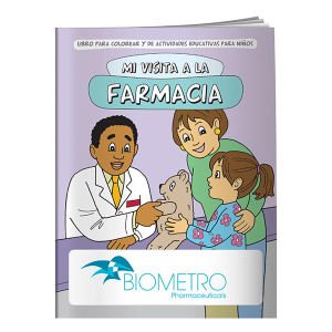 Promotional Coloring Books-40686