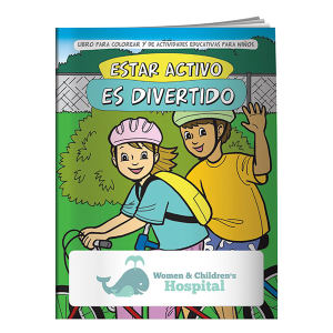 Promotional Coloring Books-40688