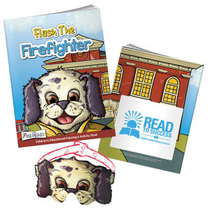 Promotional Coloring Books-40890