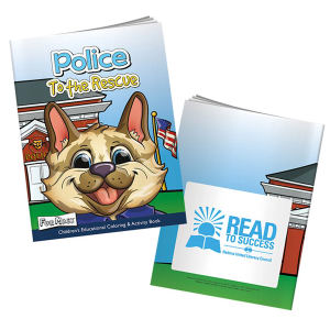 Promotional Coloring Books-40896