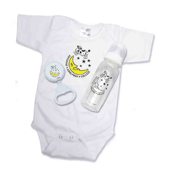 Set includes romper, baby