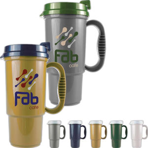 Promotional Insulated Mugs-AM16R