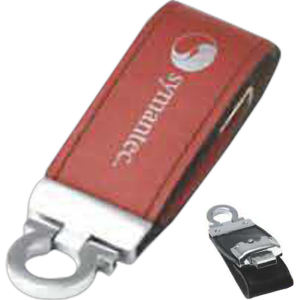 USB flash drive in