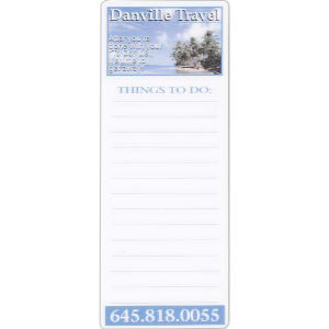 Standard laminate card with