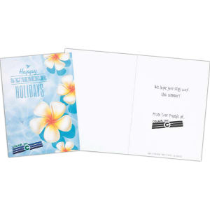 Promotional Greeting Cards-NC-604