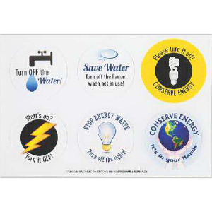Promotional Labels, Decals, Stickers-CR-960