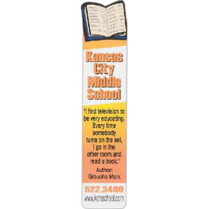 Promotional Bookmarks-W-509
