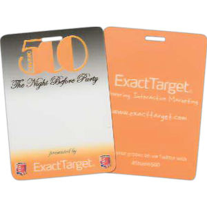 Promotional Luggage Tags-W-1319