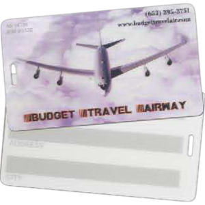 Promotional Luggage Tags-W-1320