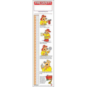 Fire Safety growth chart.