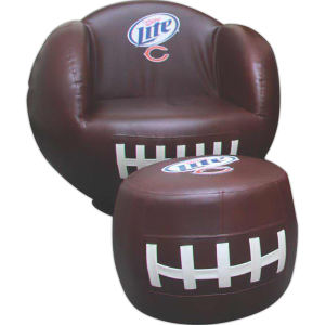 PU Leather Swivel Chair