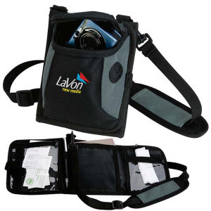 Stylish camera bag with