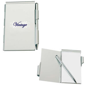 Aluminum jotter pad with