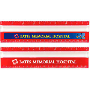 Promotional Rulers/Yardsticks, Measuring-30281