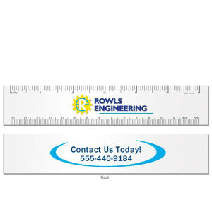 Promotional Rulers/Yardsticks, Measuring-30610
