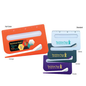 Promotional Rulers/Yardsticks, Measuring-31787