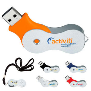 Promotional USB Memory Drives-