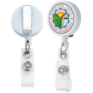 Promotional Retractable Badge Holders-31736