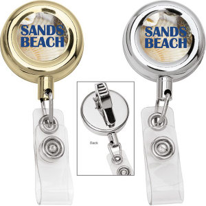 Promotional Retractable Badge Holders-65054