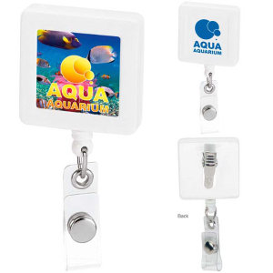 Promotional Retractable Badge Holders-65147