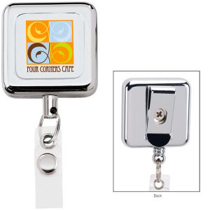 Promotional Retractable Badge Holders-65176