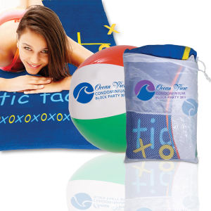Promotional Beach Balls-PL-8712